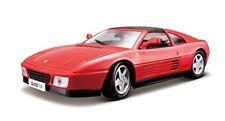 Bburago 1 18 Ferrari Automodello metallo Vasta Gamma con firma Serie 348ts