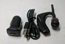 Plantronics Voyager 5200 Wireless Bluetooth Headset / Headphone - Black
