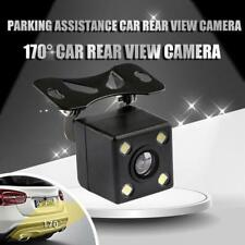 Car 170º HD Rear View Reverse Backup Light Parking Camera CCD Night Vision Rear