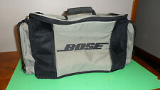 lot k4. bose power case for bose acoustic wave music system. series iii. case