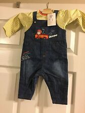 Catimini Clothing Baby Boys Blue Jean Trousers