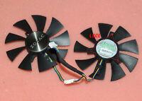 New Zotac GTX1070 MINI ZT-P10700K-10M GA91S2H 40MM 87MM Graphic Card Cooling Fan
