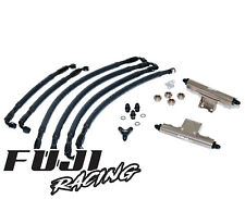 Fuji Racing Side Feed to Top Feed Fuel Rail Conversion Including Fuel Lines