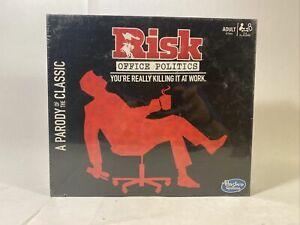 Hasbro Parody Risk: Office Politics Board Game