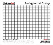 Darkroom Door Background Stamp Grid