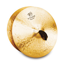 "Zildjian 18"" K Constantinople Orchestral Medium Light W/Pads - Pair Cymbal K1000"