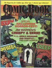 Comic Book MarketPlace #73    ( Creepy / Eerie Issue )  NM