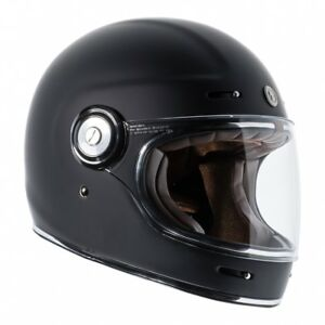 TORC T1 Retro Full Face Motorcycle Fiberglass Vintage Helmet - DOT ECE 22.05