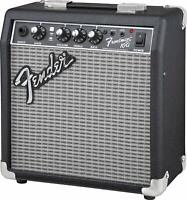 Fender Electric Guitar Violin 10W Mini Portable Amplifier Musical Instrumant Amp
