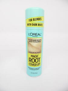 L'Oreal Paris Magic Root Cover Up Hair Color Magic Root Medium Blonde, 2 fl. oz.