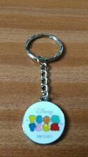 Disney Tsum Tsum Keyring / Secure bag charm.  Birthday  / Teacher gift