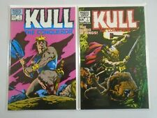 Kull the Conqueror set #1+2 8.5 VF+ (1982 2nd Series)