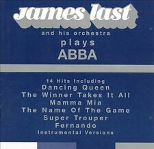 Plays ABBA by James Last & His Orchestra/James Last (CD, Oct-2001, Universal International)