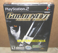 GoldenEye: Rogue Agent New Sealed (Sony PlayStation 2, 2004) PS2