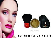 ITAY  Mineral Cosmetics   Mineral Foundation MF-5 + Kabuki brush