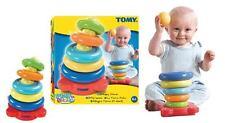 TOMY Happy Pila actividades de bebé De apilamiento Juguete