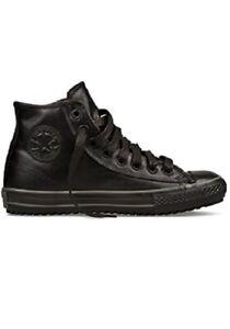 NIB Converse Boot Mid 3M Thinsulate Black 115713  US Mens 9.5