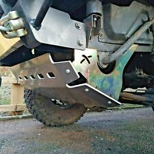Land Rover Discovery 2 Xtreme Aluminium Steering Guard / Bash Plate / Td5 & V8