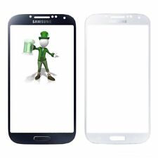 Front Screen Glass Replacement for Samsung Galaxy S4 WHITE-#183442