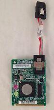 IBM FRU 43V7415 x3250 M2 SAS / SATA RAID Controller w/ SAS Cable U9 E