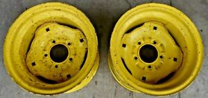 John Deere Rear Rims  317 318 332 425 345 325 265