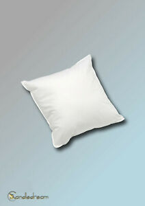40x40 CM Very High Quality Feather Pillow New Goose Feathers 300 G