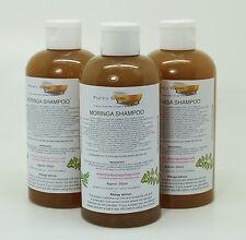 1bottle Moringa Shampoo 100% Natural SLS Free 250ml