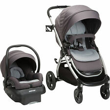 Maxi Cosi Adorra Travel System Loyal Grey - Stroller & Mico MAX 30 Car Seat New