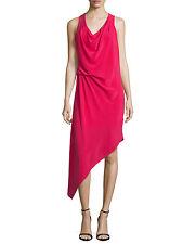 Haute Hippie Sleeveless Asymmetric Hem Dress  $485.00 Size L