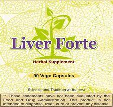 Livrol Forte (For Liver Rejuvenation & Detoxification) 90 Tablets, 800MG Each