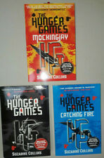 The Hunger Games by Suzanne Collins - Book Set
