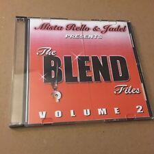 DJ Mistarello & Jadel Blend Files #2 RARE Blends Mixtape NYC Hip Hop RNB Mix CD