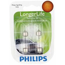 Philips  Light Bulb for BMW 318is 325e 328i xDrive 550i M3 550i GT xDrive ln