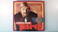James Last Party + Spiel 4LP Box Polydor Sonderauflage 92741 LP74