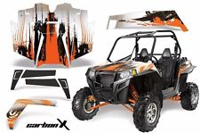 AMR Racing Polaris RZR 900XP Sticker Graphic Kit Decal UTV Parts 11-14 CRBON X O