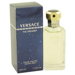 The Dreamer Men's Cologne By Versace 1.7oz/50ml Eau De Toilette Spray