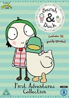 Sarah and Duck - First Adventures Collection [DVD] [2018][Region 2]