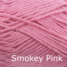 Rico Creativa Cotone Aran - 100% COTONE LAVORO A MAGLIA & CROCHET Yarn-Smokey Rosa 14