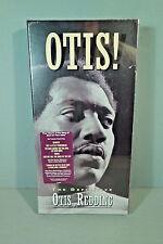 The Definitive Otis Redding Compilation Sealed Box Set 4 CDs NEW Rhino Records
