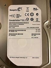 "Seagate Constellation ES.2 ST33000650SS 3 TB 7.2K RPM 3.5"" SAS 64MB"