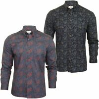 Ben Sherman Mens 'Classic Paisley' Long Sleeved Shirt