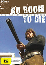 No Room to Die (1969) *  Anthony Steffen * Classic Spaghetti Western *