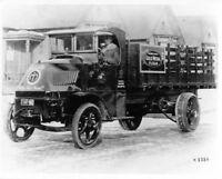 Truck 1938 Mack Model EE Butchers Refrigerated Van Ref. #55606 Factory Photo