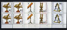 Bund Formnummer 1090 - 1093 VB Eckrand Viererblock postfrisch alle FN Ecke 4