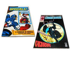 L'UOMO RAGNO 91 star comics I° apparizione Venom