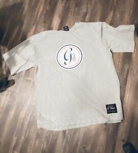 Vintage G-Unit T-Shirt 2XL Gray 50 Cent Hip Hop Rap Short Sleeve Mens No Tag