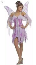 Secret Wishes Sexy Butterfly Costume, Fairy Women's Size Small (Dress Size 2-6)
