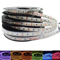 5M 5050 RGBW 4-in-1 Chip RGBW RGB+ White LED Strip Light Waterproof Lamp 12V 24V