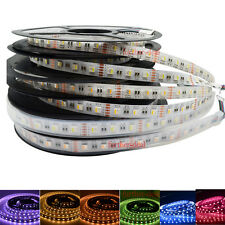 5M 5050 RGBW 4-in-1 Chip RGBW RGB+ White LED Strip Light Waterproof Lamp 12V 24V