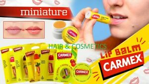 Carmex Moisturising Lip Balm,Stick-For Dry,Chapped Lips With SEP15-FREE UK POST